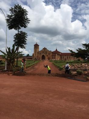 Catedral de Butare