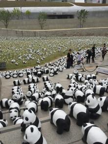 Praza do Deseño Dongdaemun en Seúl (Corea).