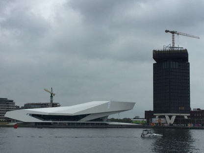 Eye Amsterdam e Hotel Adan