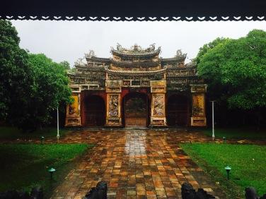 Cidadela de Hue.
