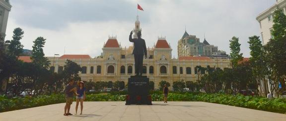 Edificio do Comité do Pobo.