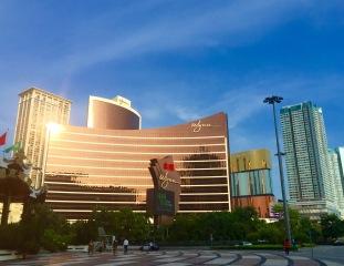 Hotel Casino Wynn.