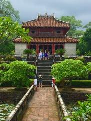 Tumba de Minh Mang.