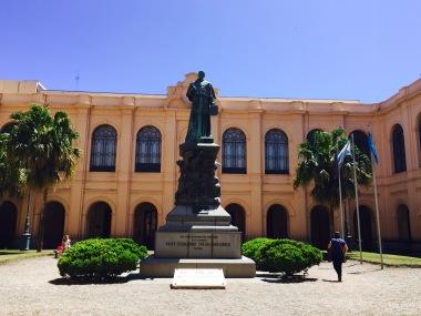 Universidade na Manzana Jesuítica