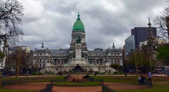 Edificio do Congreso.