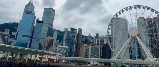 Nova nora en Hong Kong.