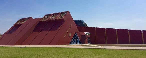 Museo Tumbas Reales de Sipán.