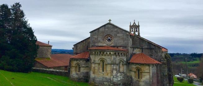 Santa María tamén chamado San Pedro de Mezonzo
