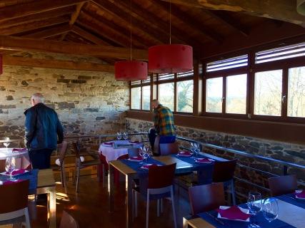 Restaurante Orixes en Friol
