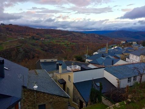 Vista dende o miradoiro do castelo