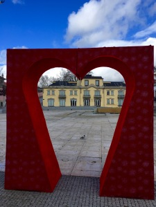 Pasando San Valentín en Chaves