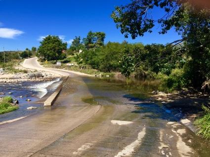 Camiño de La Cumbrecita
