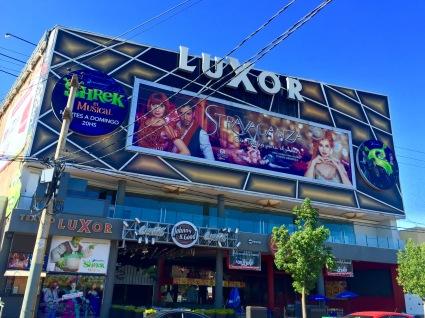 Teatros en Villa Carlos Paz