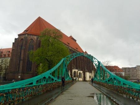 Barrio de Ostrów Tumski