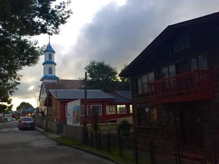 Rúas en Dalcahue