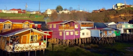 Distrito Palafítico de Pedro Montt en Castro