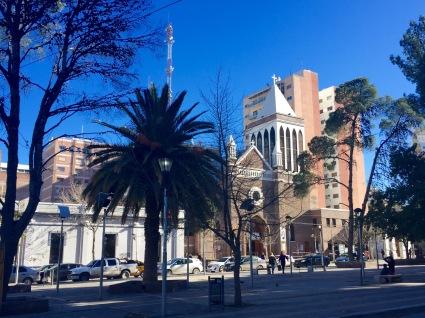 Catedral nova en Neuquén