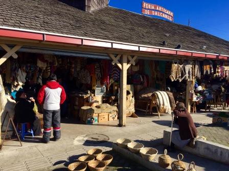 Mercado Artesanal de Dalcahue