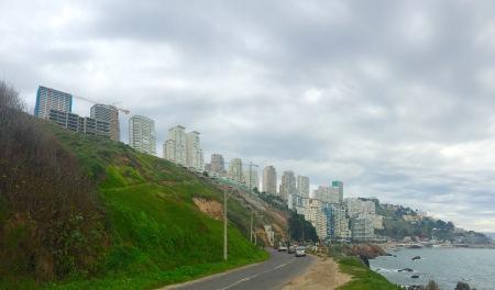 Urbanizacións na costa