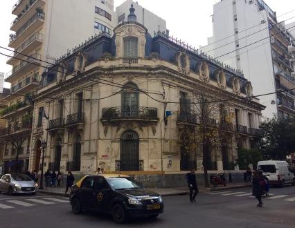 Aires parisinos en Rosario