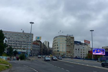 Belgrado moderno