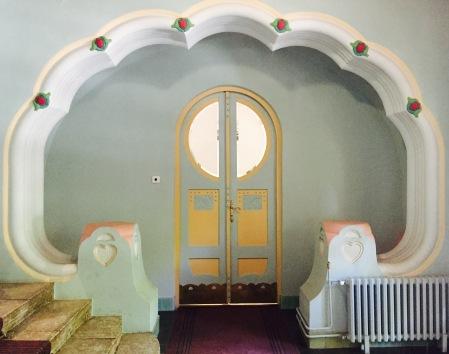 Detalle do interior