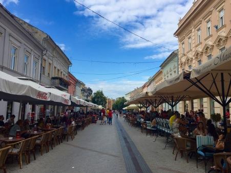 Rúa Dunavska