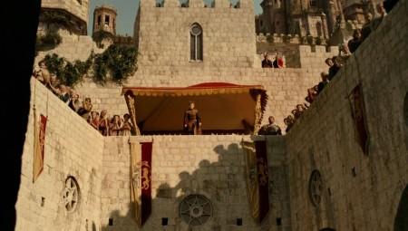 Torneo do Día do Nome do Rei Joffrey na tempada 2