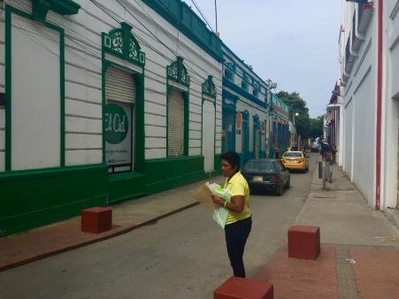 Rúas de Santa Marta