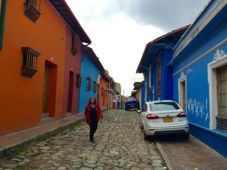 Imaxes do barrio de La Candelaria